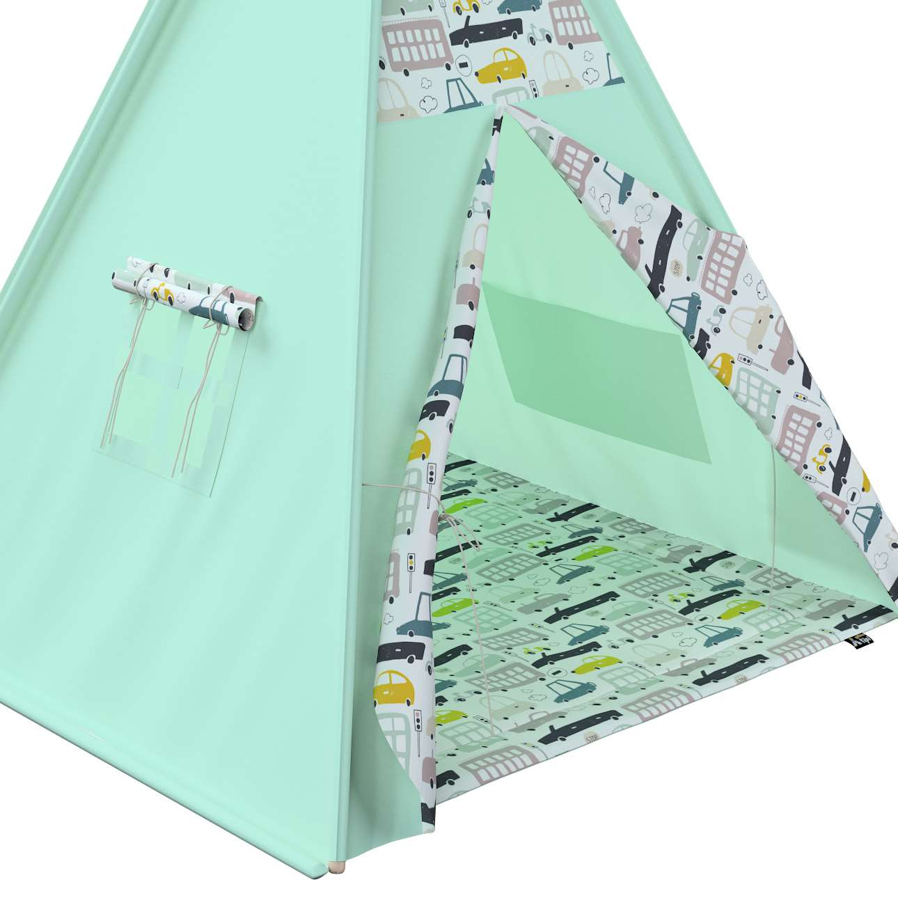 Tepee mat in collection Magic Collection, fabric: 500-02