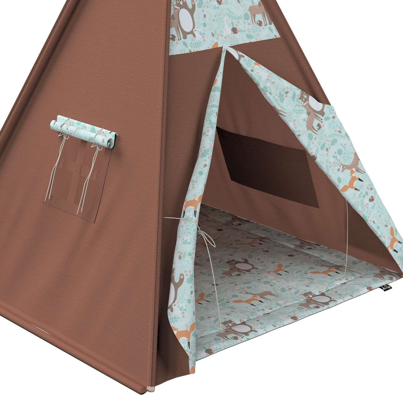 Tepee mat in collection Magic Collection, fabric: 500-15