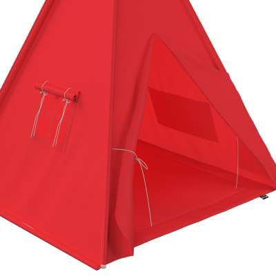 Tepee mat 133-43 red Collection Happiness