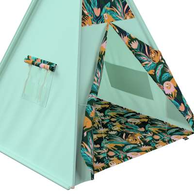 Tepee mat 500-42 green Collection Magic Collection