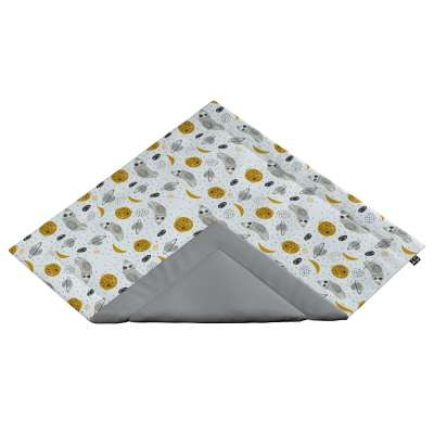 Tepee mat 500-44 white-gray Collection Magic Collection