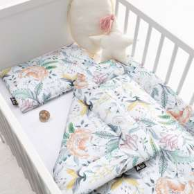 Bedding with fillings