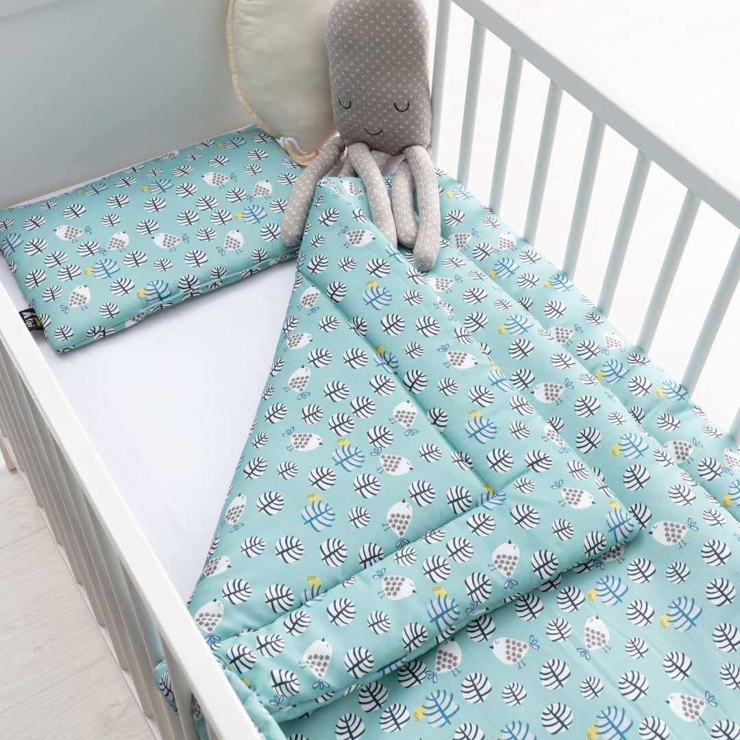 Bedding with fillings in collection Sweet Dreams, fabric: 500-36