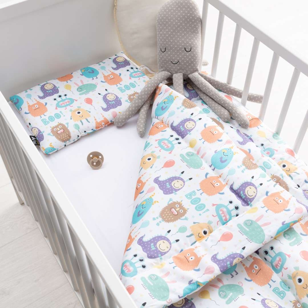 Bedding with fillings in collection Sweet Dreams, fabric: 500-38
