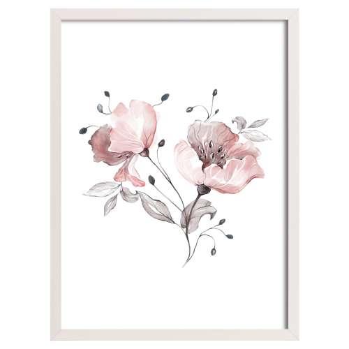 Obrázek Rose Lagoon 30x40 cm