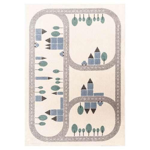 Scandi Town rug 160x230cm