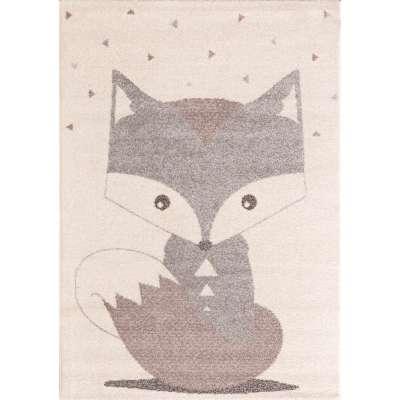 Cute Fox rug 160x230cm
