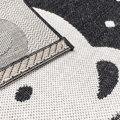 White Bear rug 160x230cm