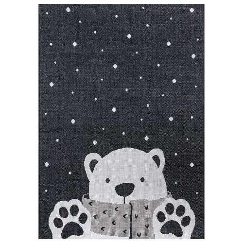Koberec White Bear 120x170cm