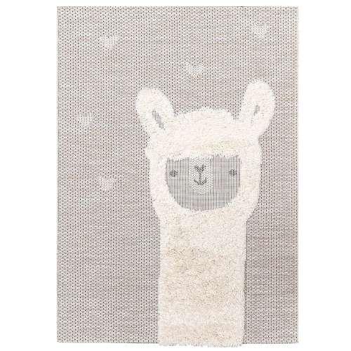 Lovely Llama rug 120x170cm
