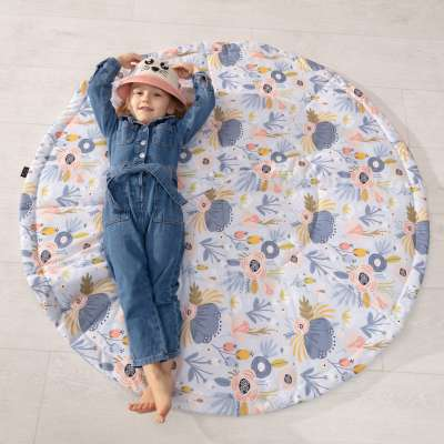 Round mat in collection Magic Collection, fabric: 500-01
