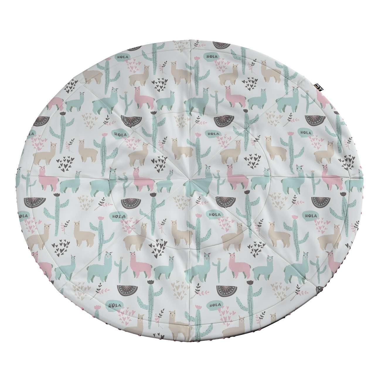 Apvalus kilimėlis kolekcijoje Magic Collection, audinys: 500-01