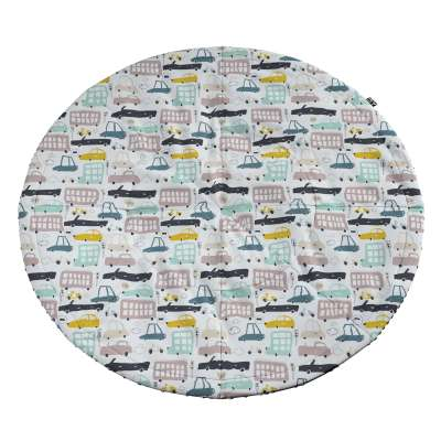 Round mat in collection Magic Collection, fabric: 500-02