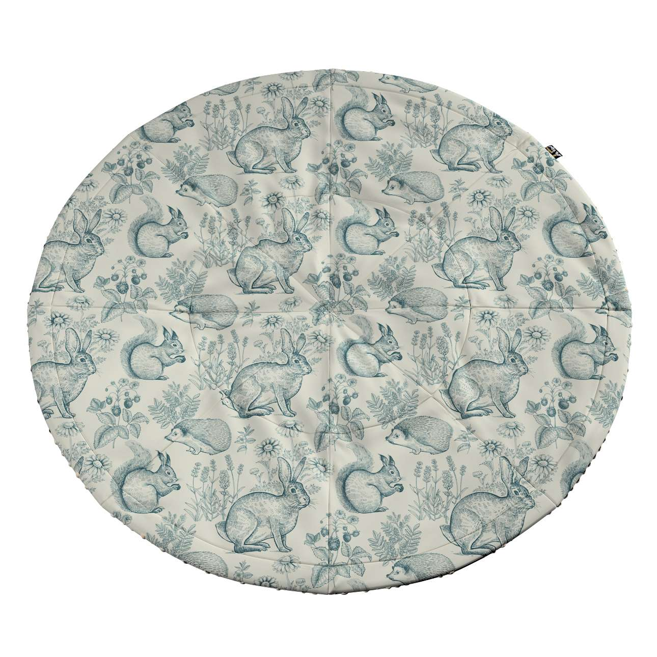 Round mat in collection Magic Collection, fabric: 500-04