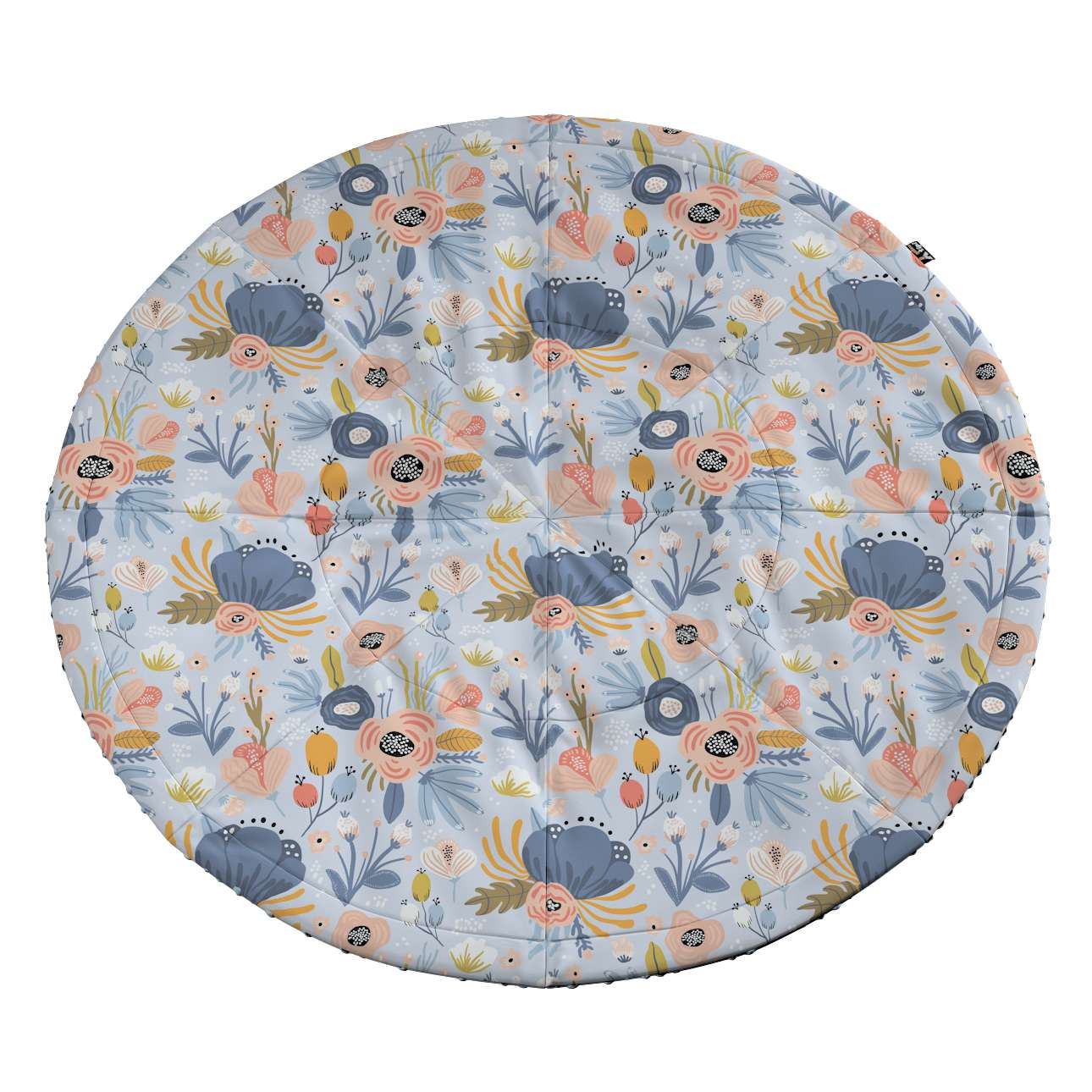 Round mat in collection Magic Collection, fabric: 500-05