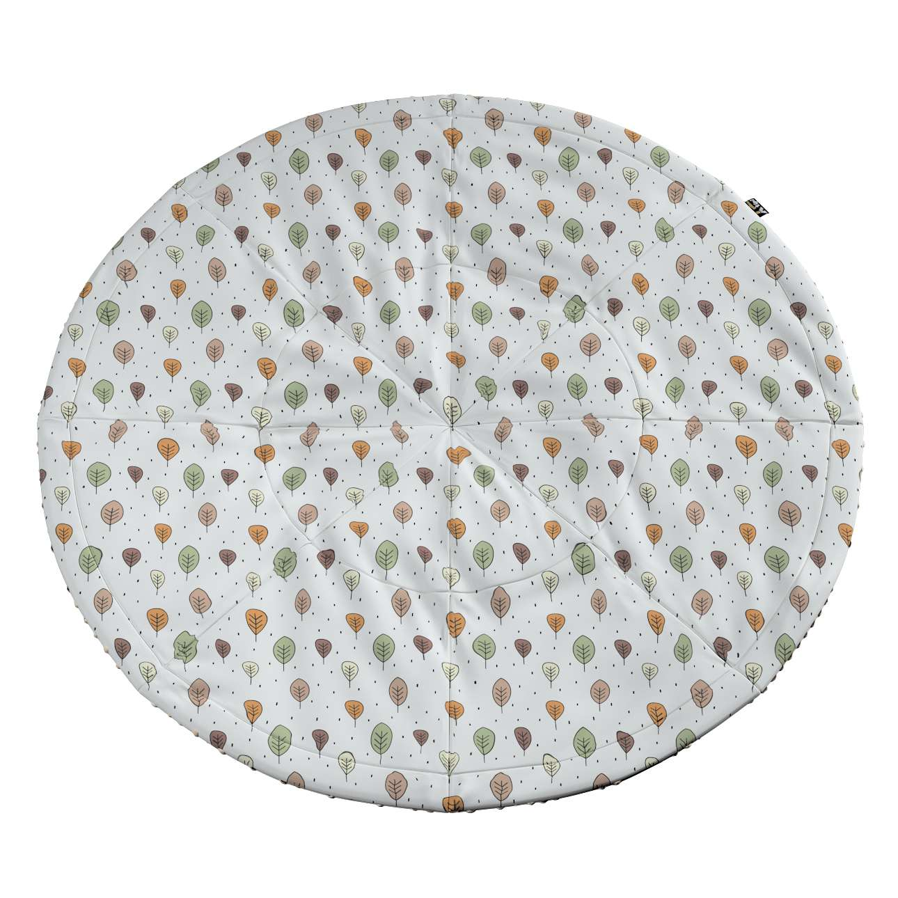 Round mat in collection Magic Collection, fabric: 500-09
