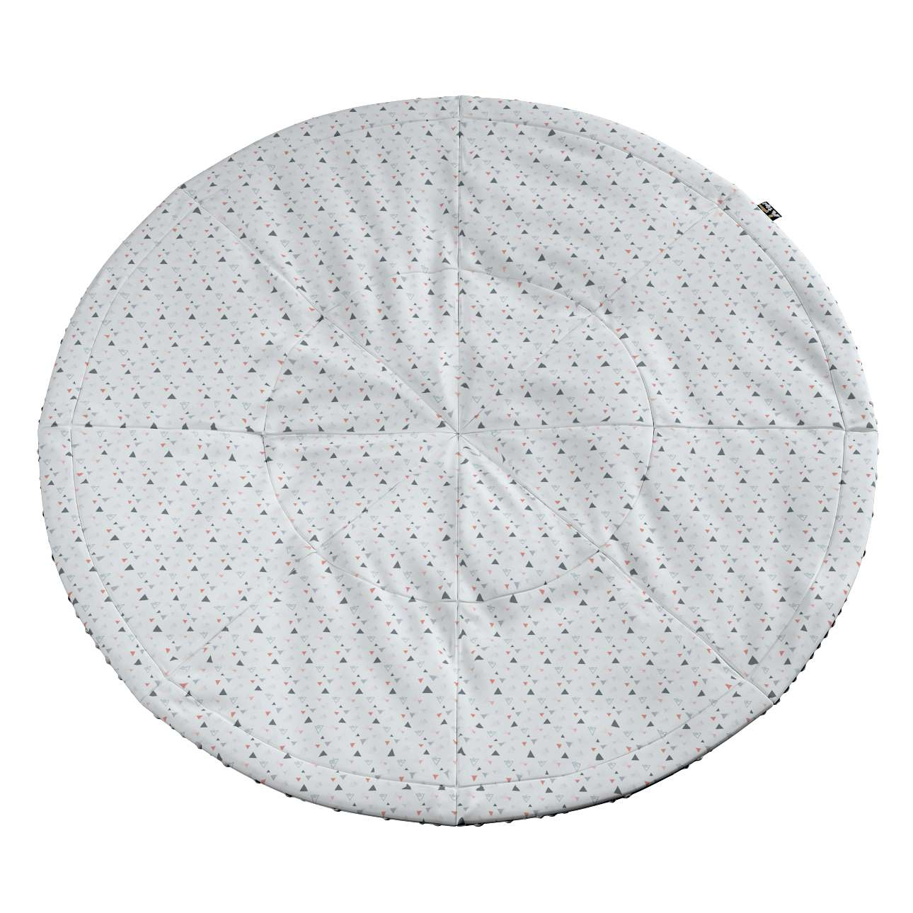 Round mat in collection Magic Collection, fabric: 500-22