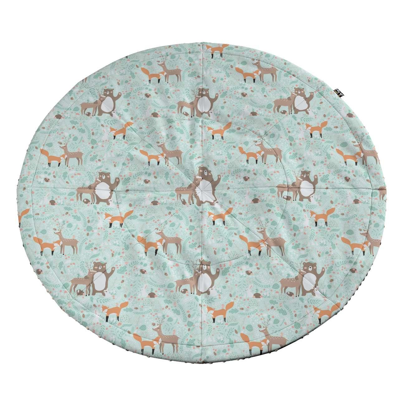 Apvalus kilimėlis kolekcijoje Magic Collection, audinys: 500-15