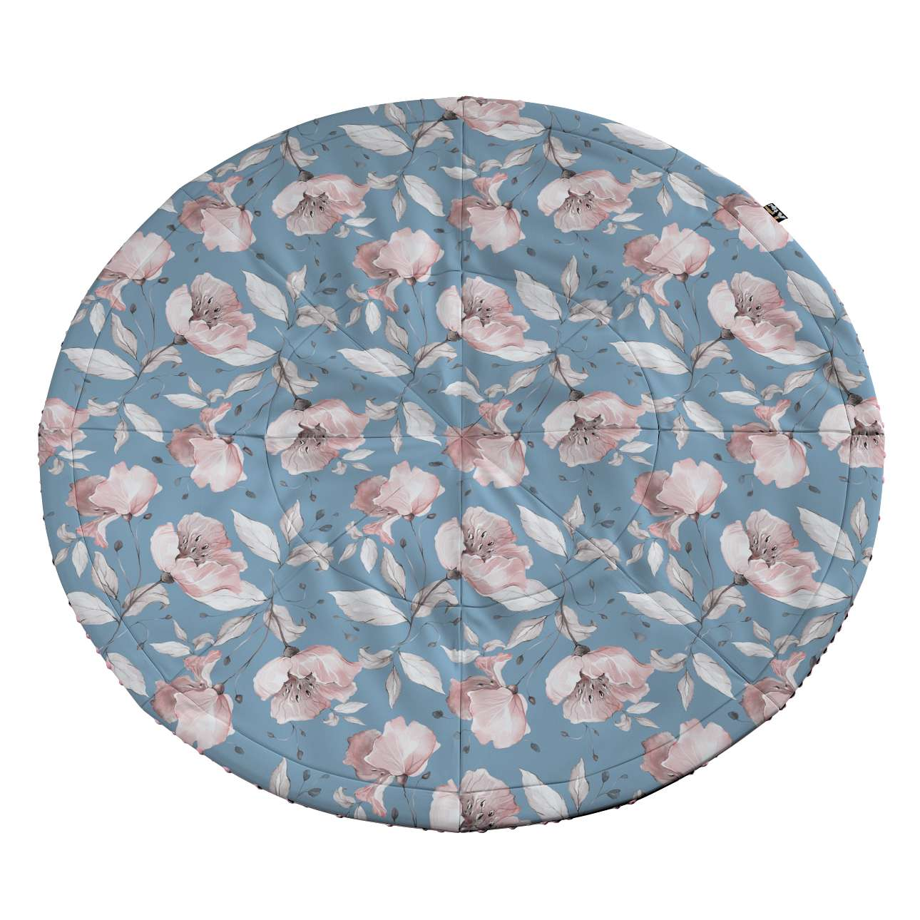 Round mat in collection Magic Collection, fabric: 500-18