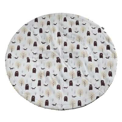 Apvalus kilimėlis kolekcijoje Magic Collection, audinys: 500-19