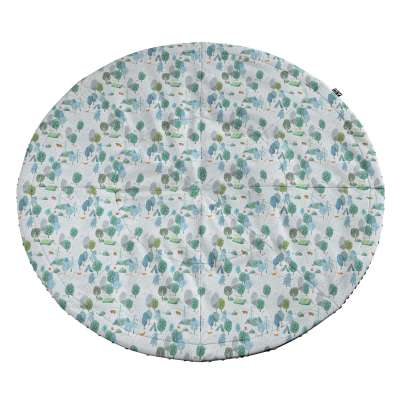 Round mat in collection Magic Collection, fabric: 500-21