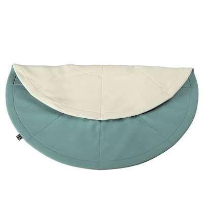 Round mat 704-18 dusty mint green Collection Posh Velvet