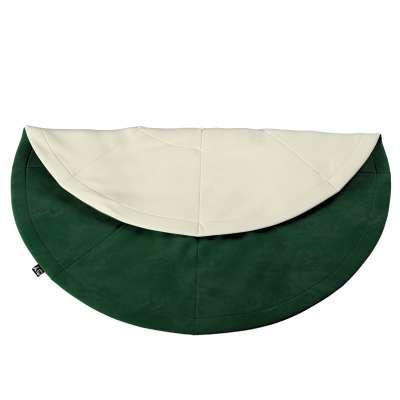 Runde Matte 704-13 grün Kollektion Posh Velvet