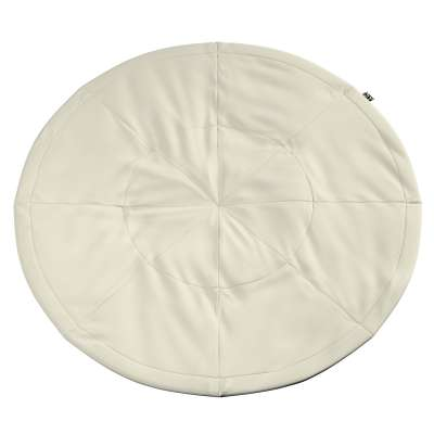 Apvalus kilimėlis 704-10 kreminė balta Kolekcija Posh Velvet