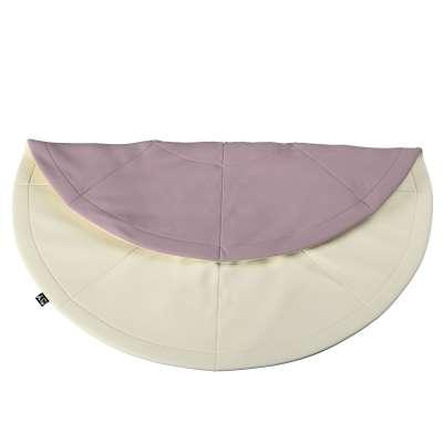 Round mat 704-10 creamy white Collection Posh Velvet