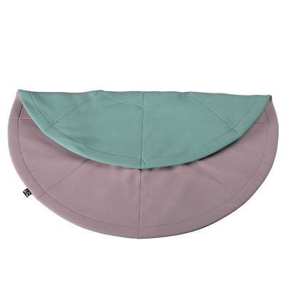 Round mat 704-14 dusty pink Collection Posh Velvet