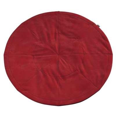 Round mat 704-15 cherry red Collection Posh Velvet