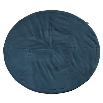 Runde Matte 704-16 blau Kollektion Posh Velvet