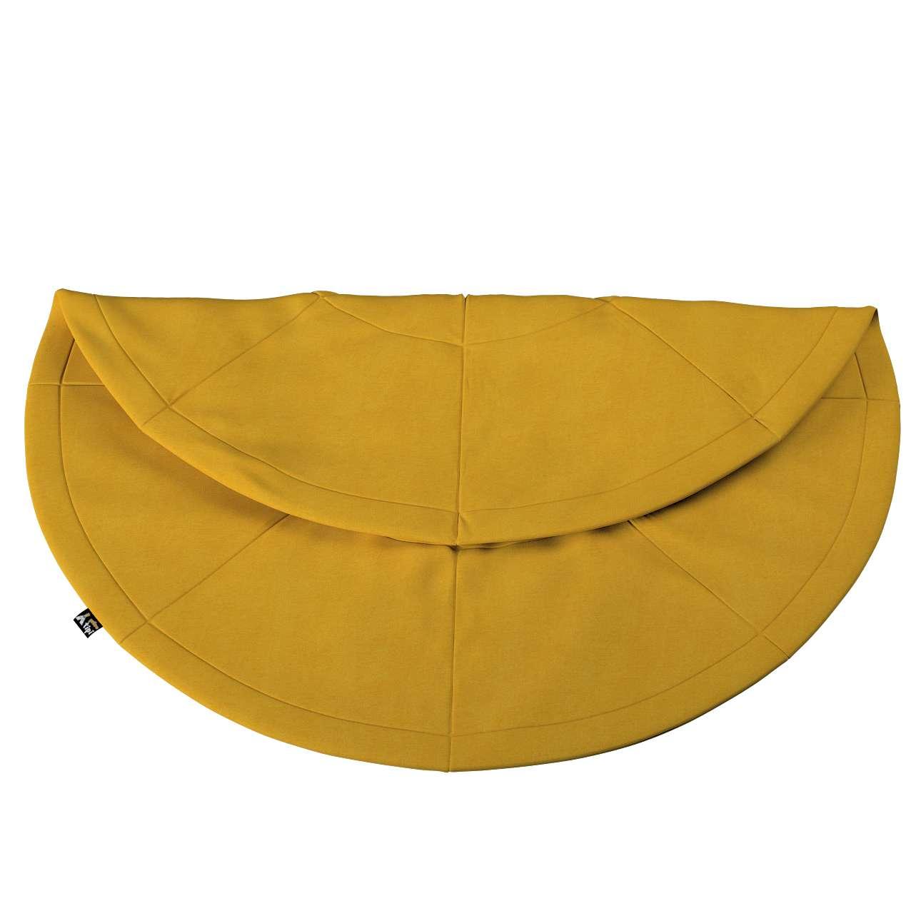 Mata okrągła w kolekcji Lollipop, tkanina: 705-04