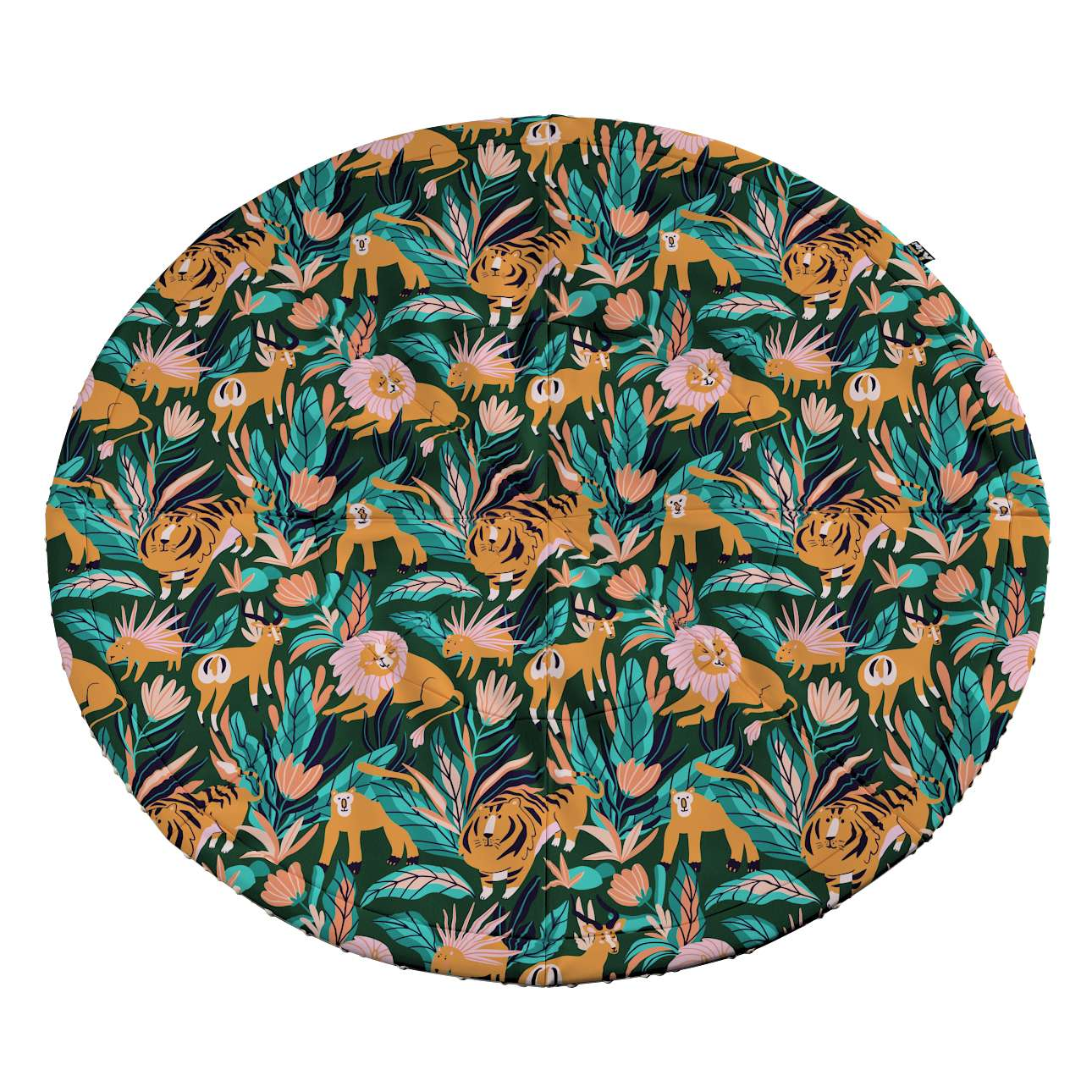 Round mat in collection Magic Collection, fabric: 500-42