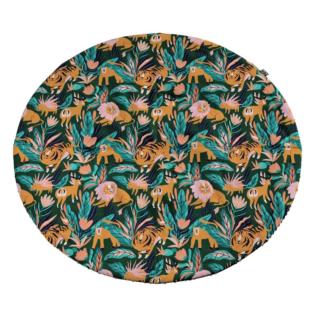 Runde Matte von der Kollektion Magic Collection, Stoff: 500-42