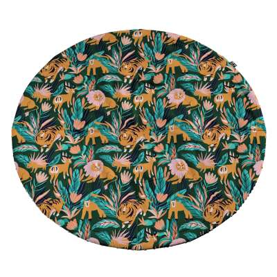 Round mat 500-42 green Collection Magic Collection