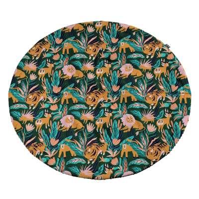 Mata okrągła 500-42 zielony Kolekcja Magic Collection
