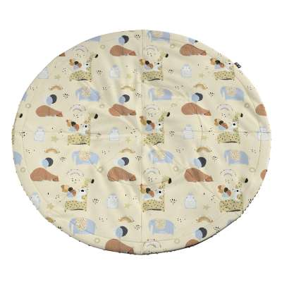 Round mat in collection Magic Collection, fabric: 500-46