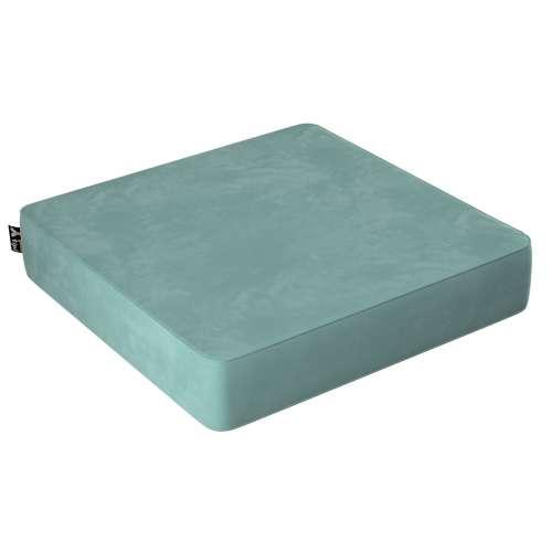 Velvet Square pouf