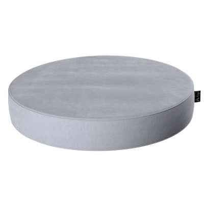 Velvet Dot pouf