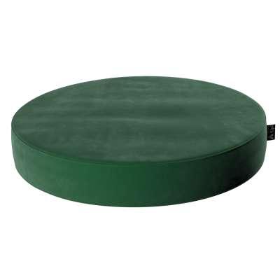 Velvet Dot pouf 704-13 forest green Collection Posh Velvet