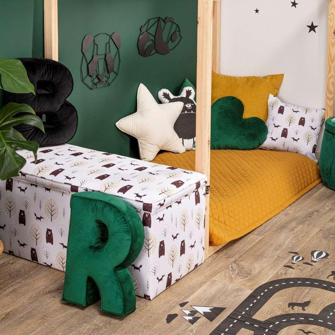 Posh Velvet bedspread in collection Posh Velvet, fabric: 704-16