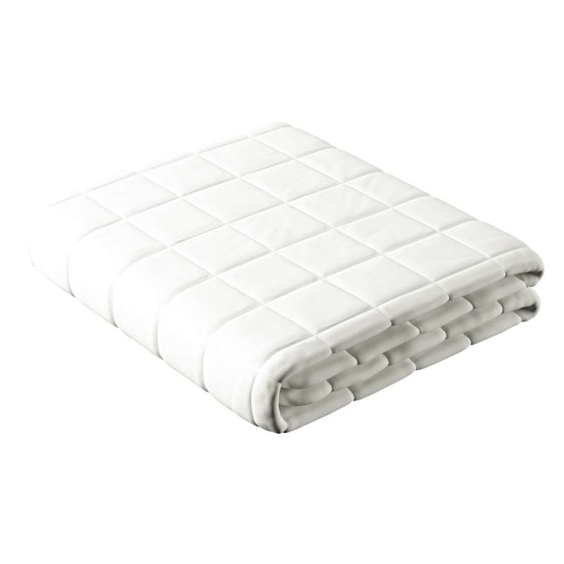Chequered quilted bedspread in collection Cotton Story, fabric: 702-34