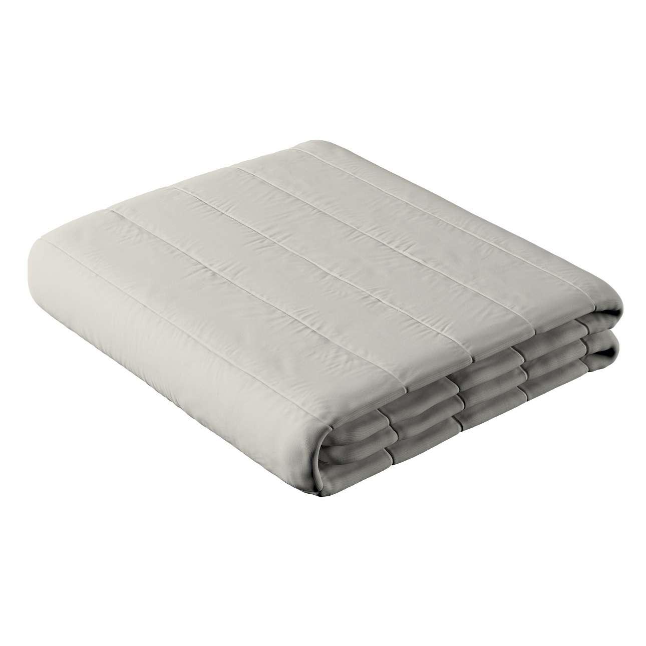 Juostelėms dygsniuota lovatiesė kolekcijoje Cotton Story, audinys: 702-31