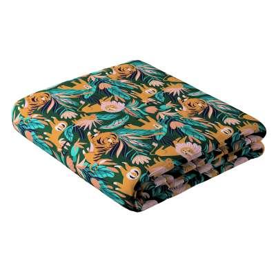 Tagesdecke mit Streifen-Steppung 500-42 zielony Kollektion Magic Collection