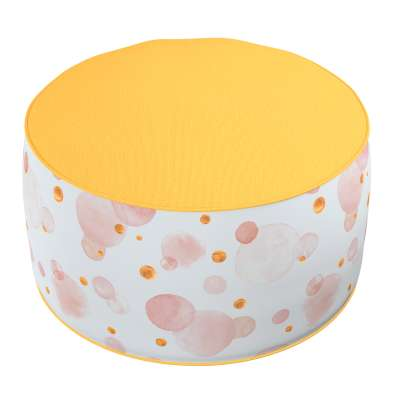 Two-coloured Coli pouf 500-13  Collection Magic Collection