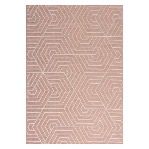 Jersey Home wool/blush rose 160x230cm rug
