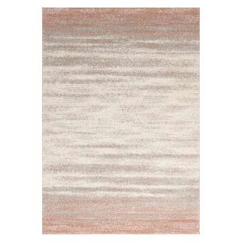 Teppich Softness cream/nude rose 160x230cm