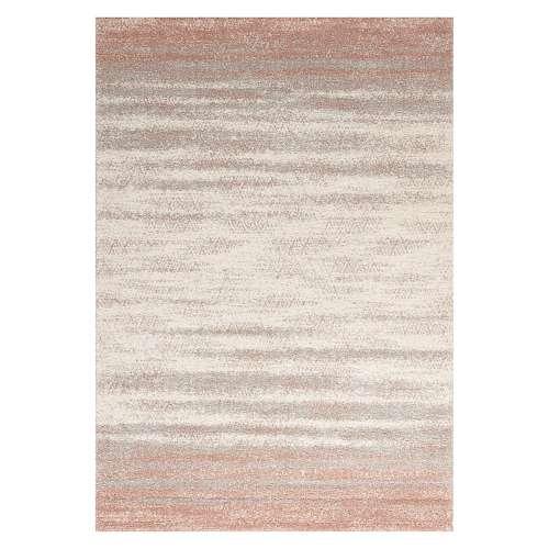 Vloerkleed Softness cream/nude rose 160x230cm