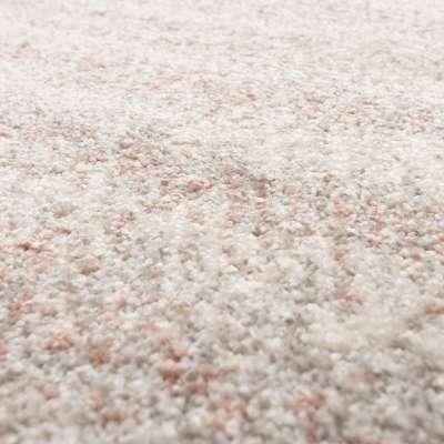 Softness cream/nude rose 160x230cm rug Rugs and Runners - Dekoria.co.uk